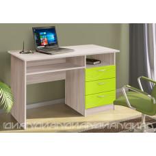 """Письменный стол """"Бриз"""" волна"""