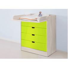 """Пеленальный стол """"Бриз-3"""" квадрат"""