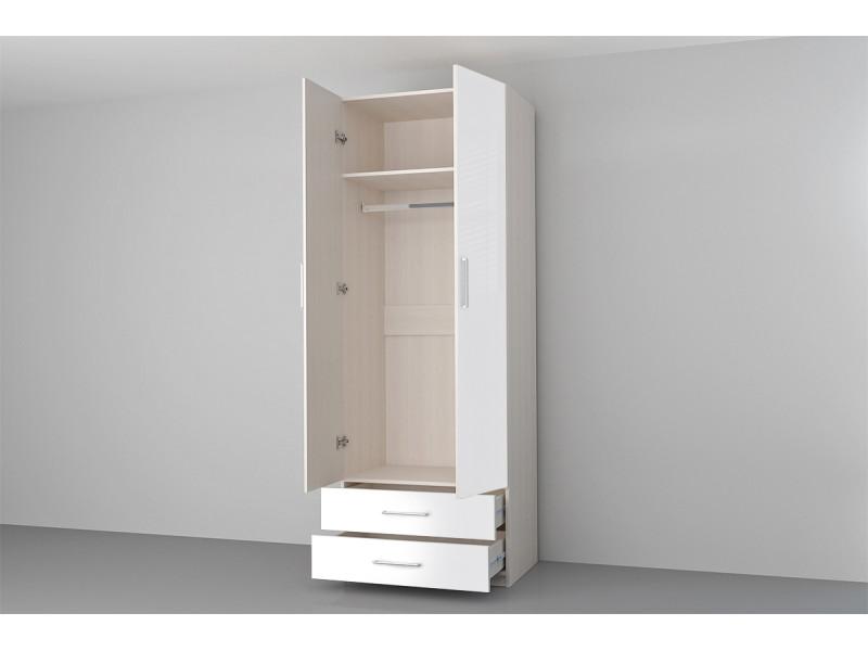 """Шкаф 2-х ств. """"Аллегро-9"""" лдсп"""