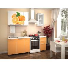 "Кухня ""Апельсин"" 1.5м"