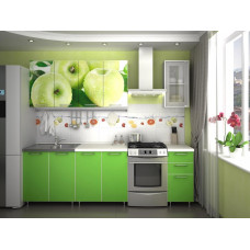 """Кухня """"Яблоко"""" 2.0м"""