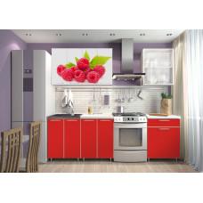 "Кухня ""Малина"" 1.8м"