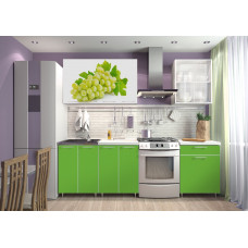 "Кухня ""Виноград"" 1.8м"