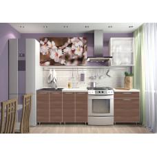 """Кухня """"Яблоневый цвет"""" 1.8м"""