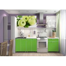 """Кухня """"Яблоко"""" 1.8м"""