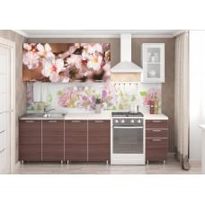 """Кухня """"Яблоневый цвет"""" 2.0м"""