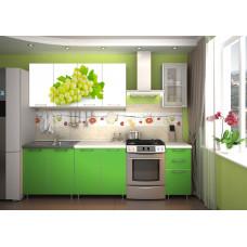 "Кухня ""Виноград"" 2.0м"