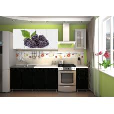 """Кухня """"Ежевика"""" 2.0м"""