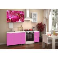 """Кухня """"Орхидея"""" 1.5м"""